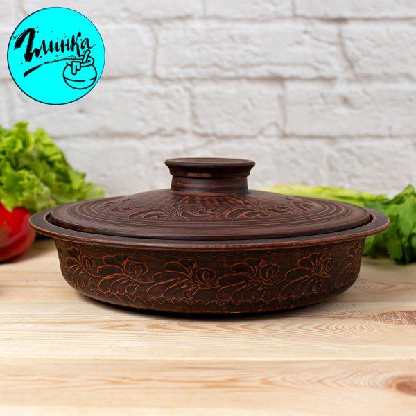 Сковорода (жаровня) диаметр 29 см